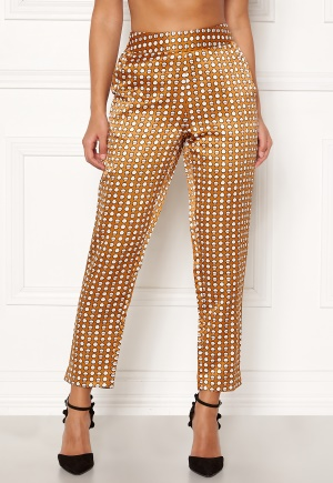 Happy Holly Athena pants Cinnamon / Patterned 48/50