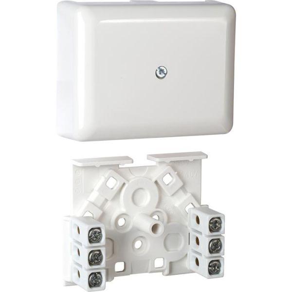 Elko 4044262613 Koblingsboks med 2 koblingssokler
