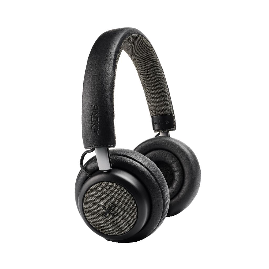 Sackit - TOUCHit Headphones Black