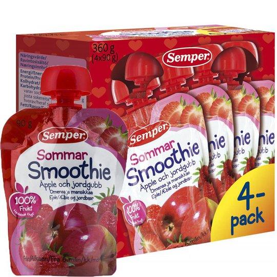 Smoothie Sommar 4-pack - 36% rabatt