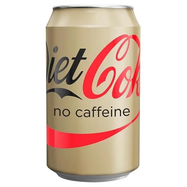 Coca-Cola Diet Koffeinfri 33cl