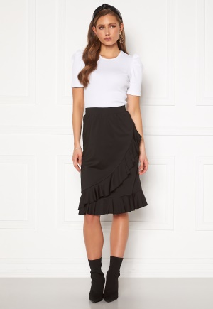 Happy Holly Sandy frill skirt Black 32/34