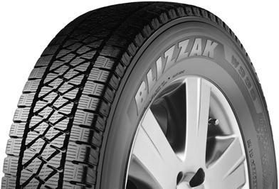 Bridgestone Blizzak W995 Multicell ( 195/70 R15C 104/102R 8PR )