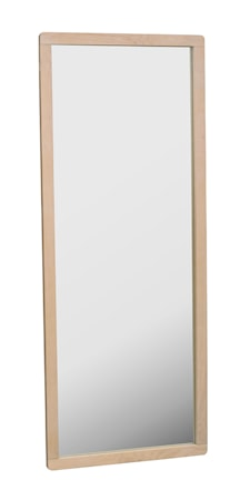 Methro Spegel Vitpigmenterad Ek 150x60 cm