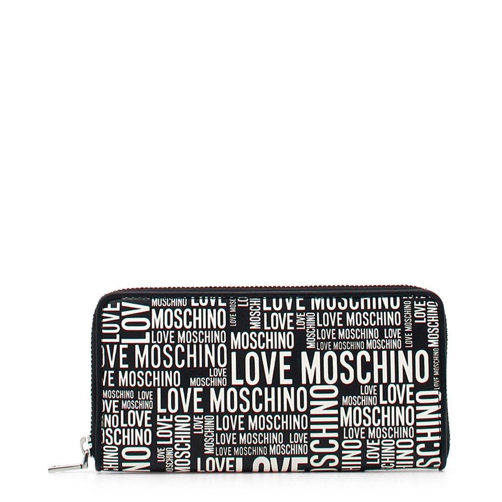 Love Moschino Women's Wallet Black JC5632PP1DLE1 - black NOSIZE
