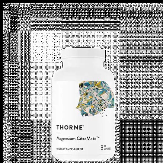 Magnesium CitraMate (135 mg), 90 kapslar