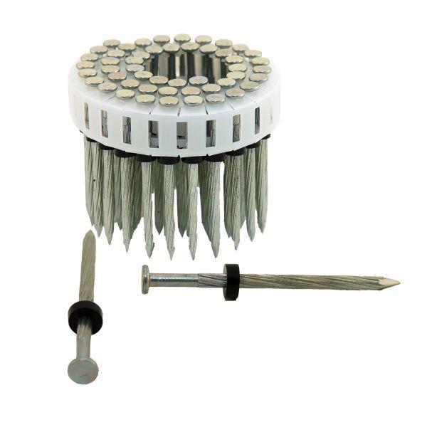 MAX 18170380602050 Betongspiker 1000-pakning, HN120 3,8 x 60 mm