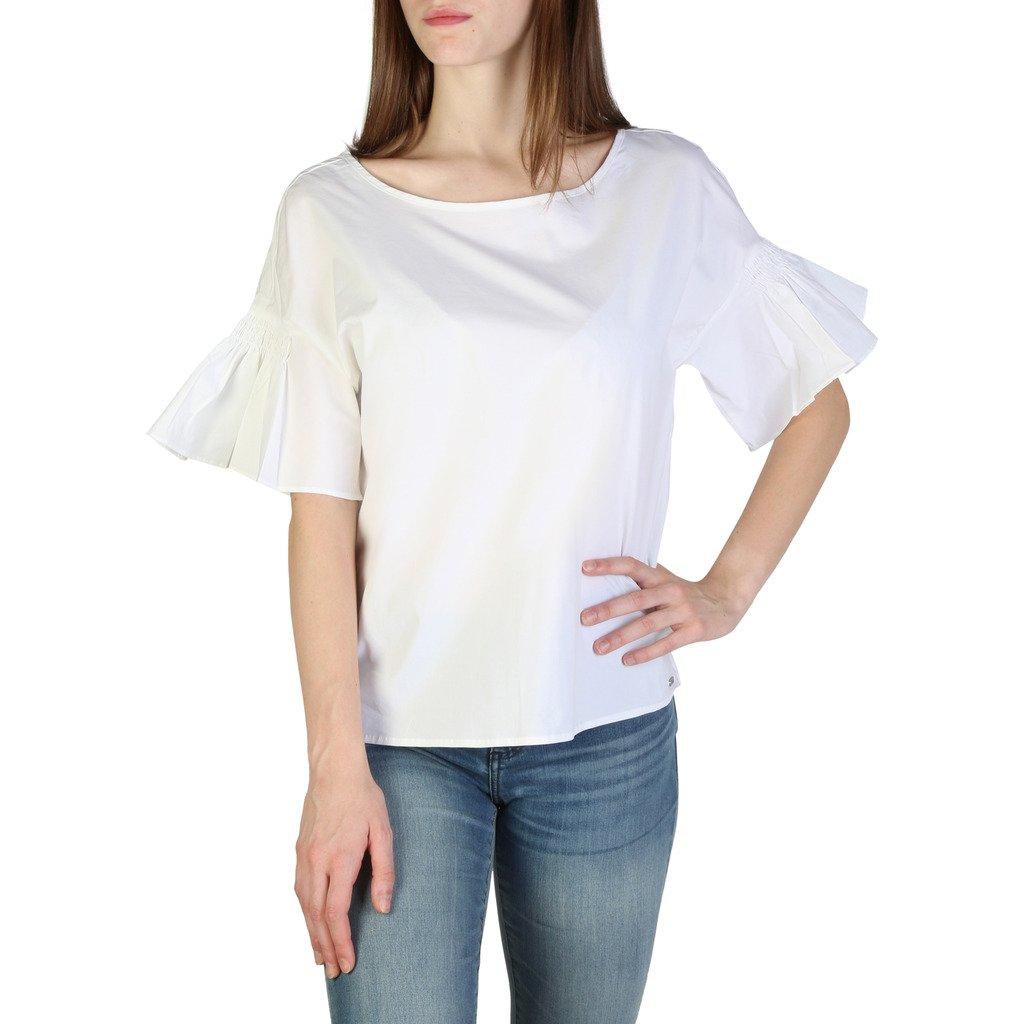 Armani Exchange Women's Top White 3ZYH09YNP9Z - white XS