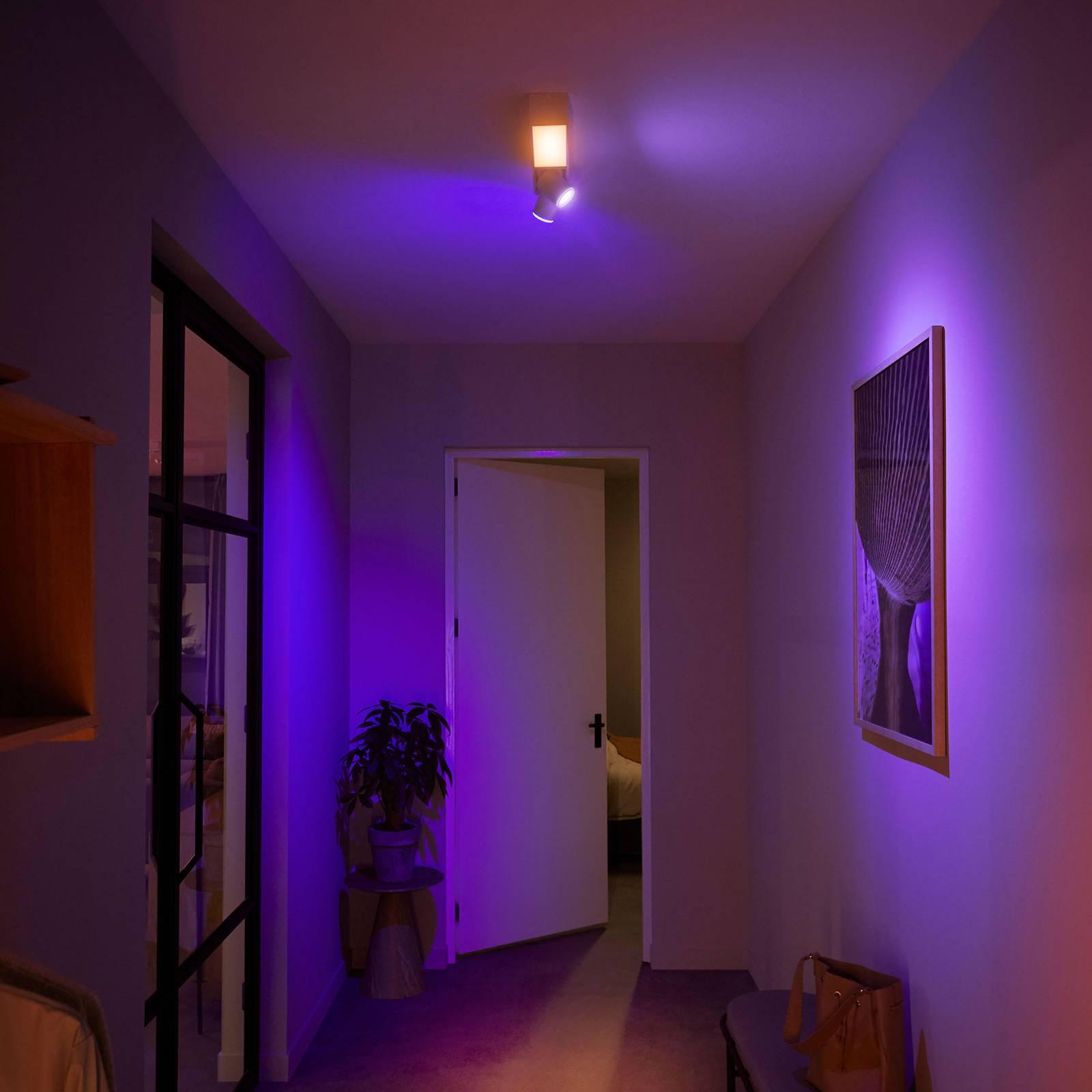 Philips Hue Centris LED-spotti 2-lamppuinen