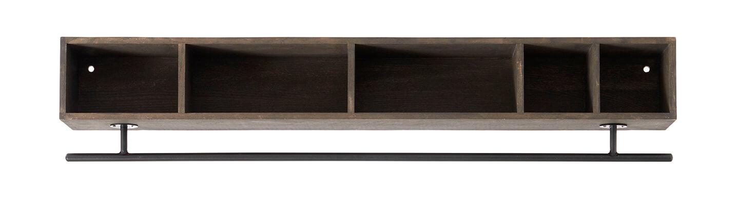 Muubs - Chelsea Multi Shelf Large - Brown (9010000052)