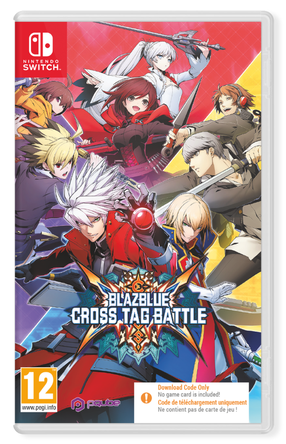 BlazBlue Cross Tag Battle (Code in a Box)