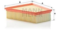 Ilmansuodatin MANN-FILTER C 2295/3