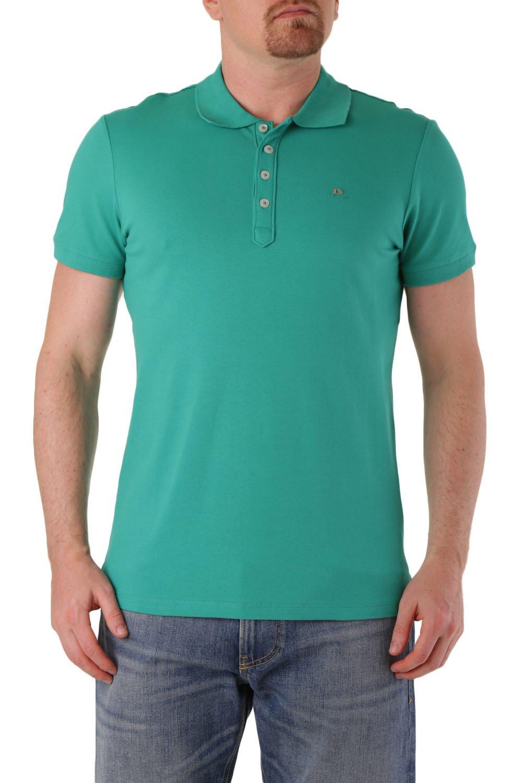 Diesel Men's Polo Shirt Various Colours 283810 - green-7 L