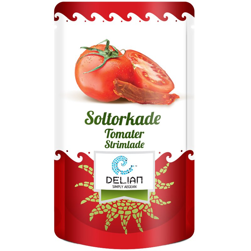 Soltorkade Tomater Strimlade 70g - 46% rabatt