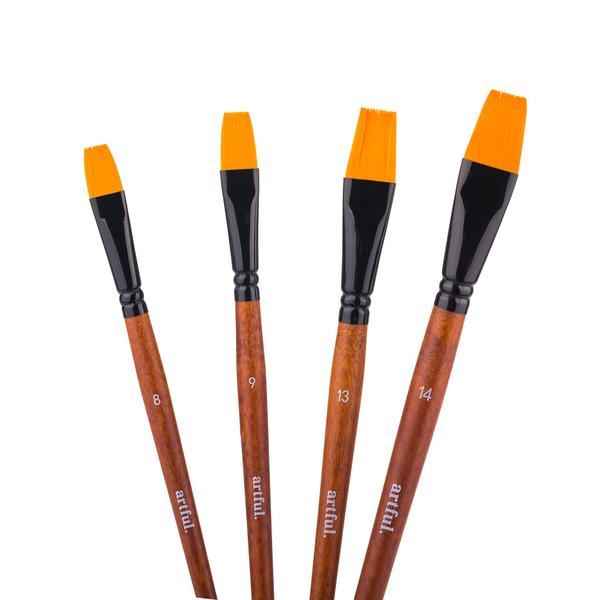 Artful Paint Brushes - Flat