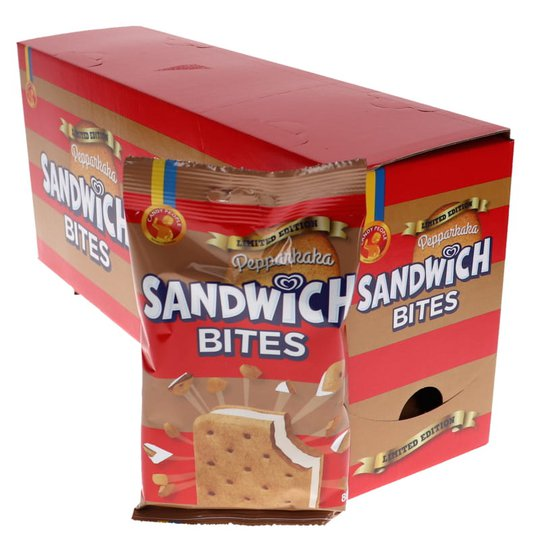 Sandwich Pepparkaka 15-pack - 59% rabatt