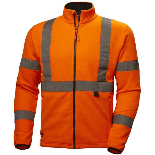 Helly Hansen Workwear Addvis Fleecejacka varsel, orange S
