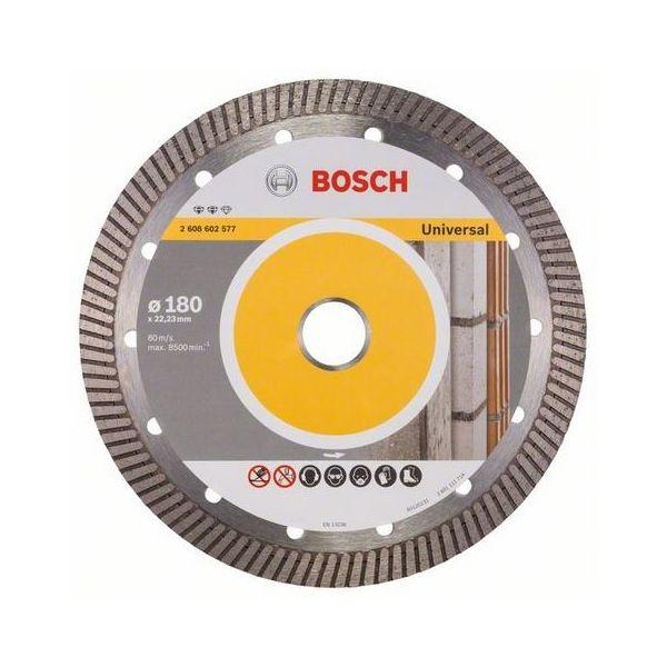 Bosch Expert for Universal Turbo Diamantkappskive 180x22,23mm