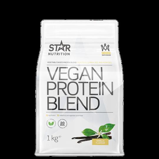 Vegan Protein Blend, 1 kg