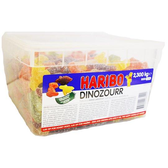 "Hel Låda Godis ""Dinozourr"" 2,3kg - 56% rabatt"
