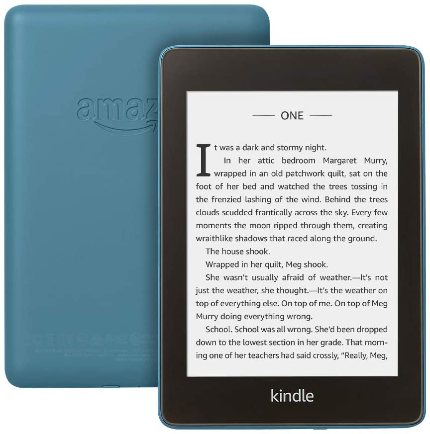 """Amazon - Kindle Paperwhite 8GB - 6"""" Waterproof eBook Reader"""