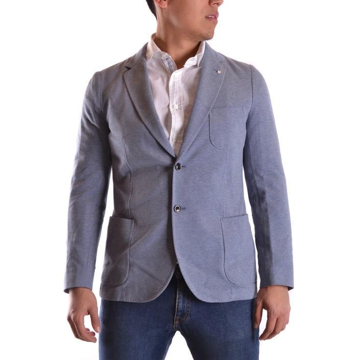 Gant Men's Blazer Blue 161058 - blue 50