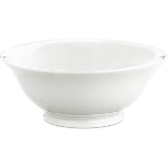 Pillivuyt Vit salladsskål nr. 9, 2 liter / Ø 24,5 cm.