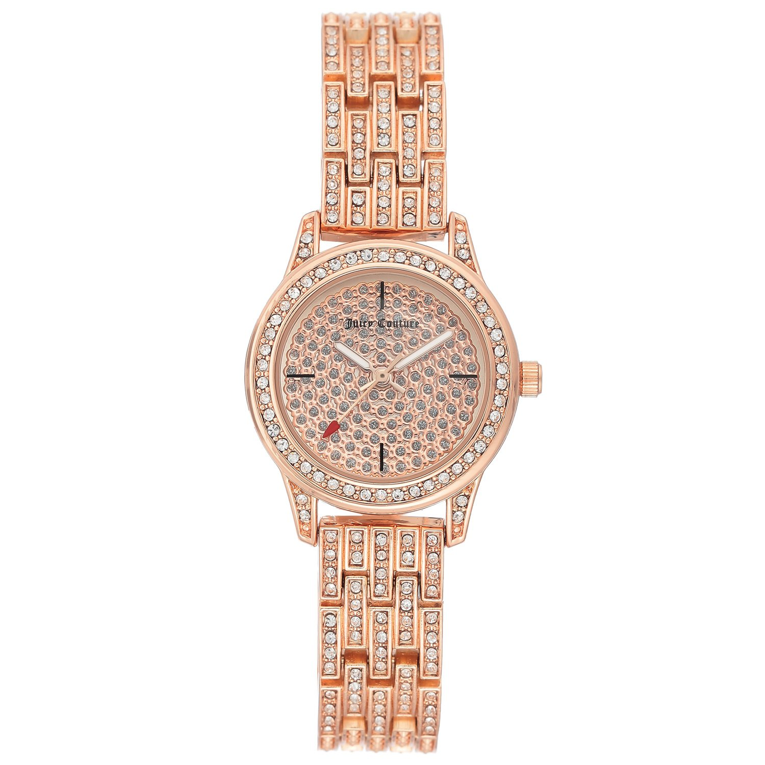 Juicy Couture Women's Watch Rose Gold JC/1144PVRG