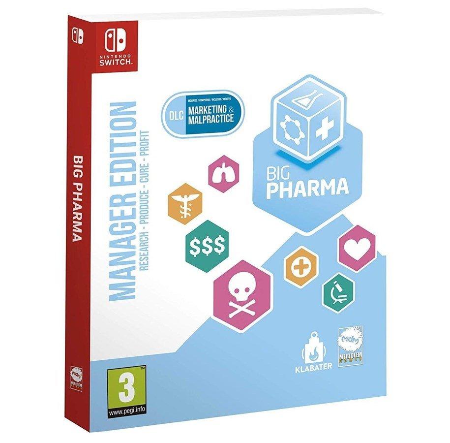 Big Pharma Manager Edition