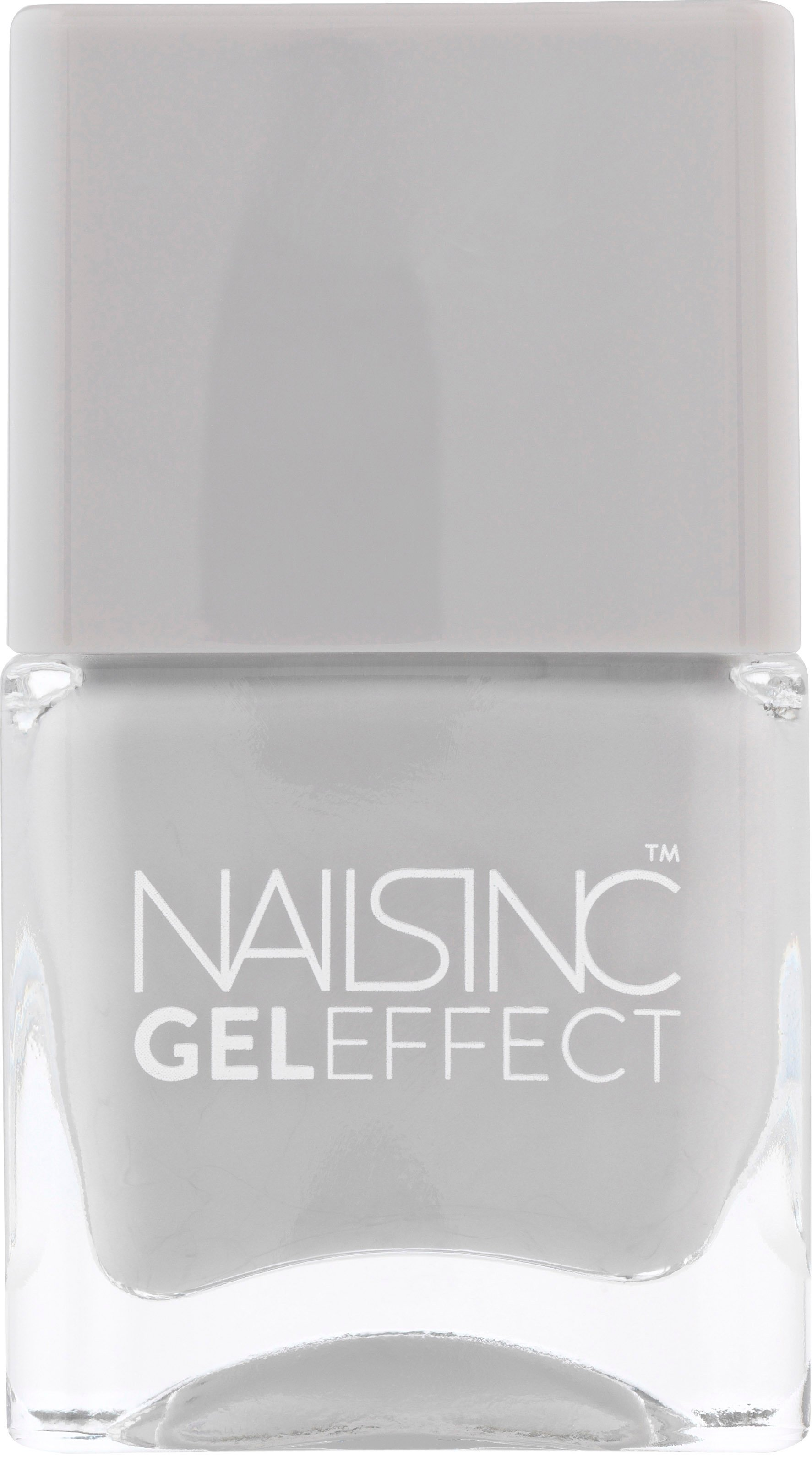 Nails Inc - Gel Effect Nail Lacquer 14 ml - Hyde Park Place