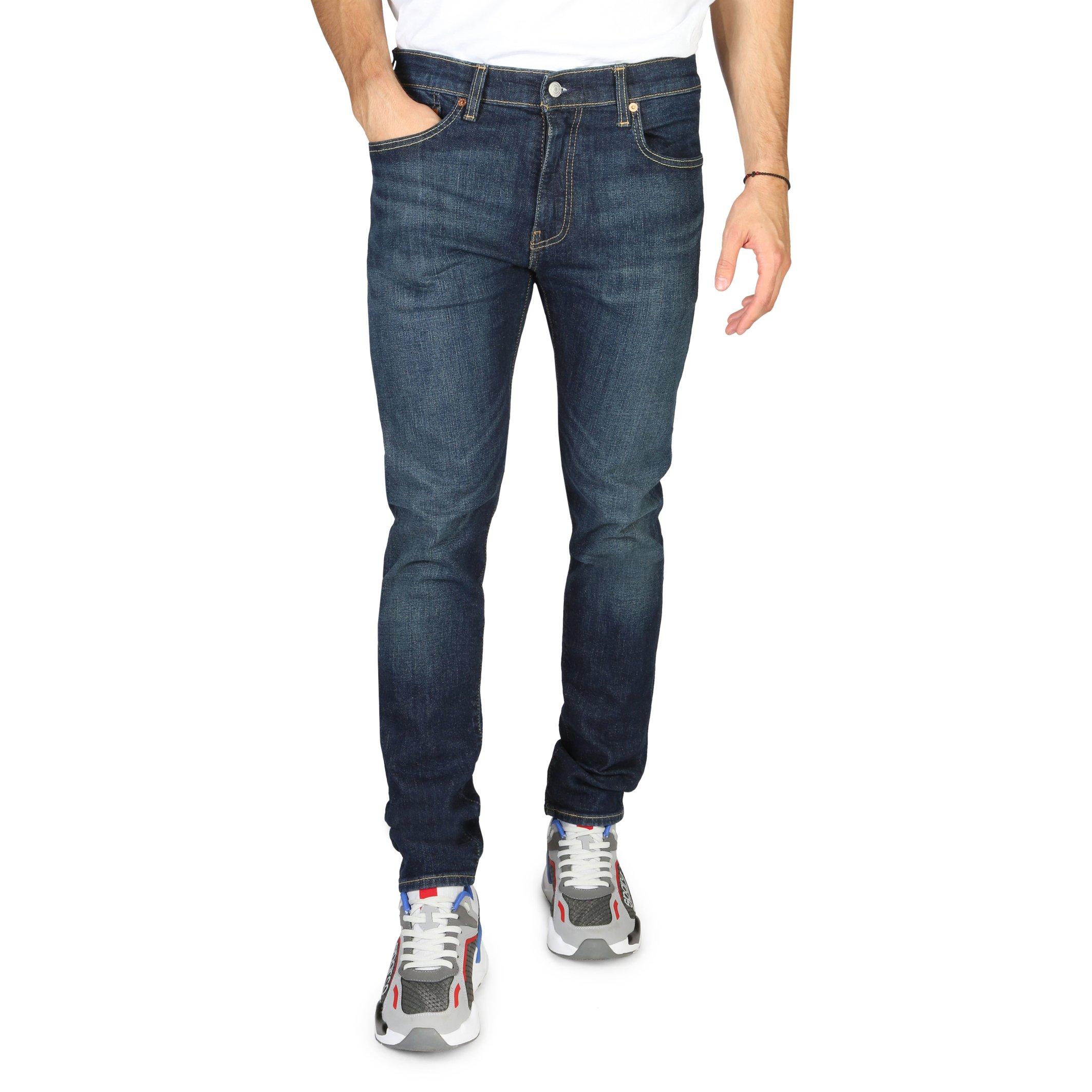 Levis Men's Jeans Blue 512- SLIM - blue-1 32