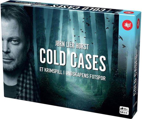 Alga Cold Cases Jørn Lier Horst NO