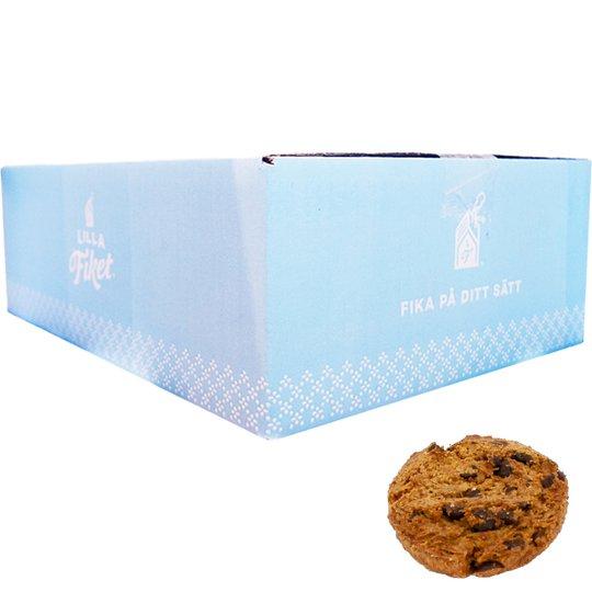"Hel Låda ""Chocolate Chip Cookie"" 127 x 15g - 66% rabatt"