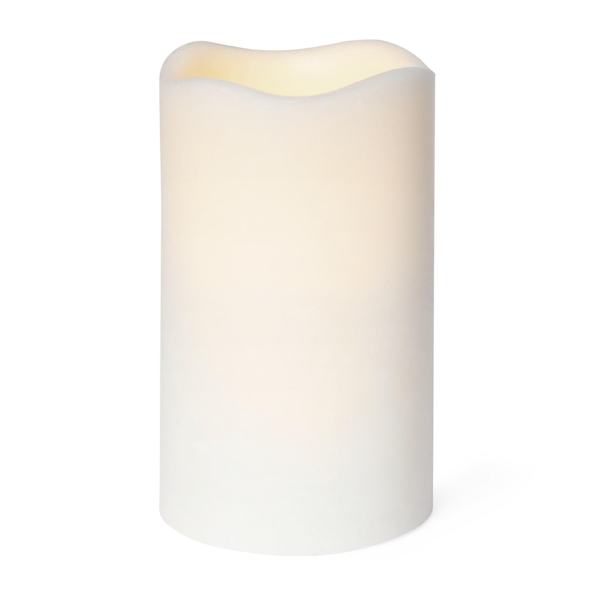 LED Blockljus 12,5 cm