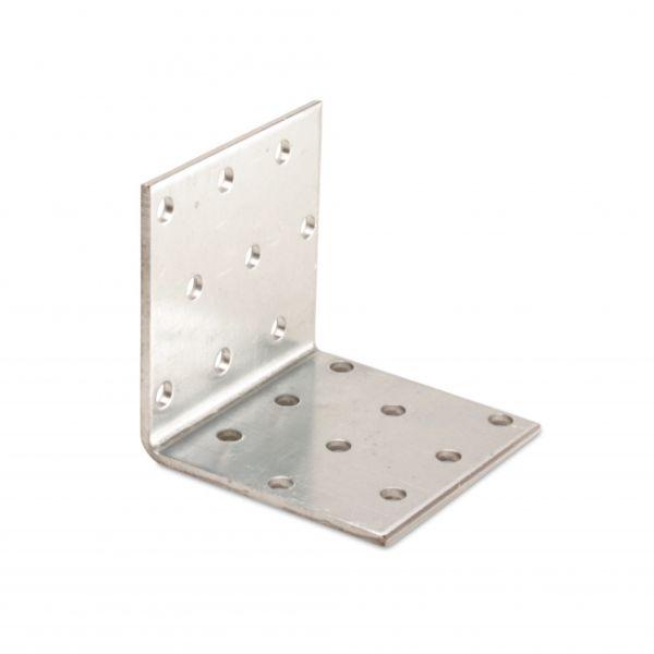 Heco 792254040600 Vinkelbeslag varmgalvanisert 2,5 x 40 x 40 x 60 mm