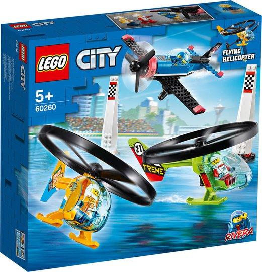 LEGO City Airport 60260 Flykonkurranse