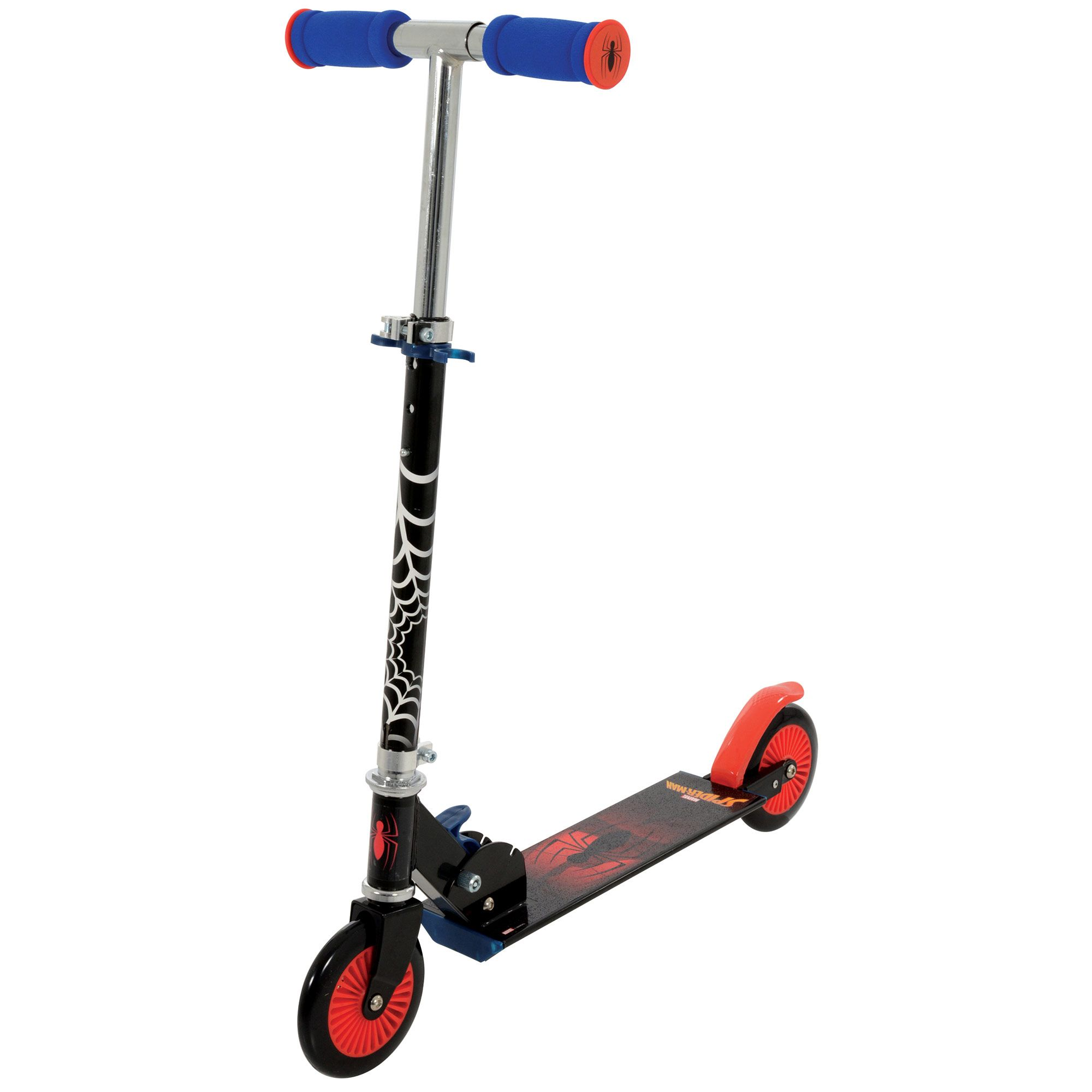 Spiderman - Folding In-line Scooter (M004009)