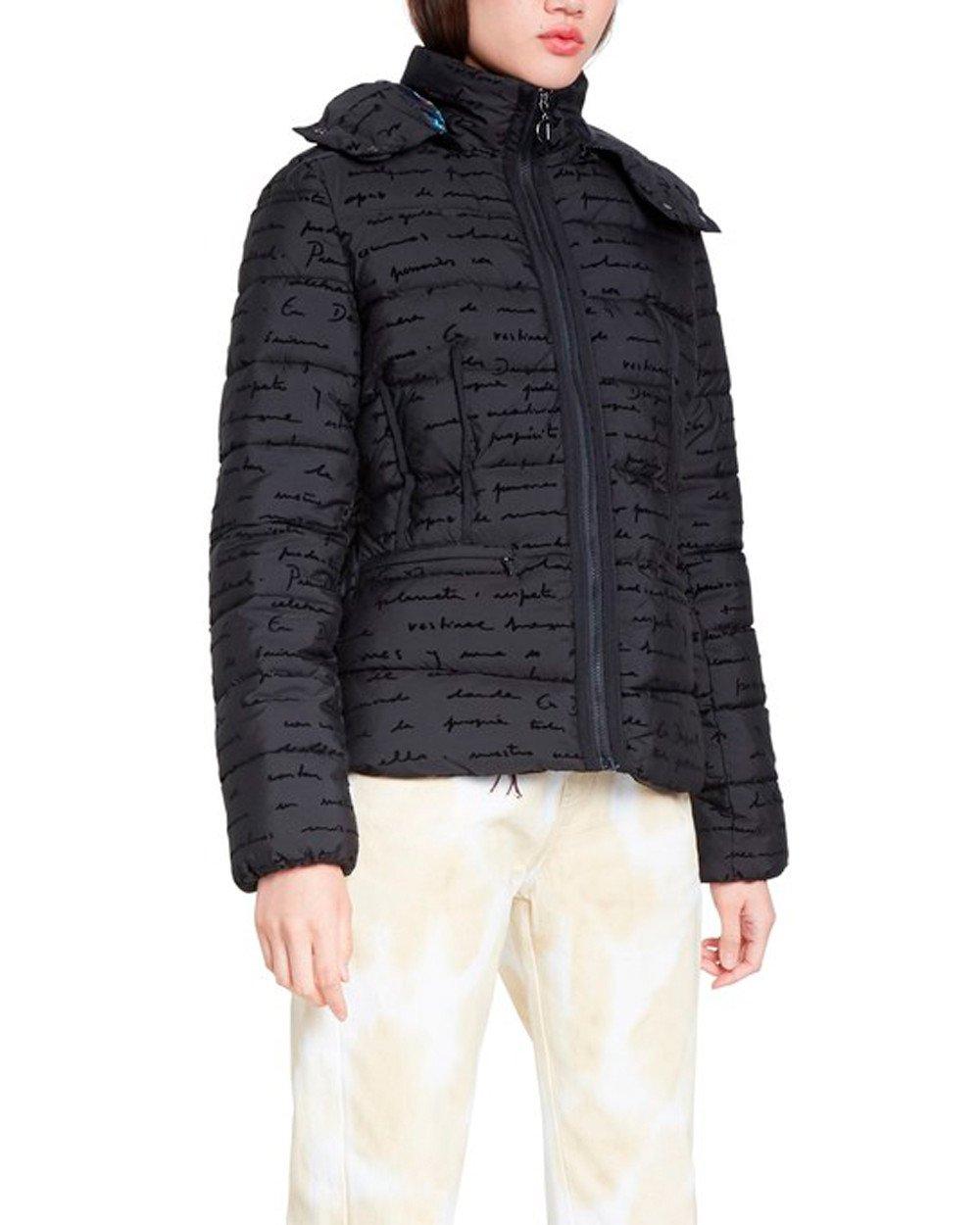 Desigual Women's Jacket Various Colours 179906 - black M