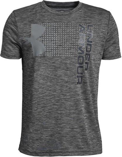 Under Armour Crossfade T-Shirt, Black XS