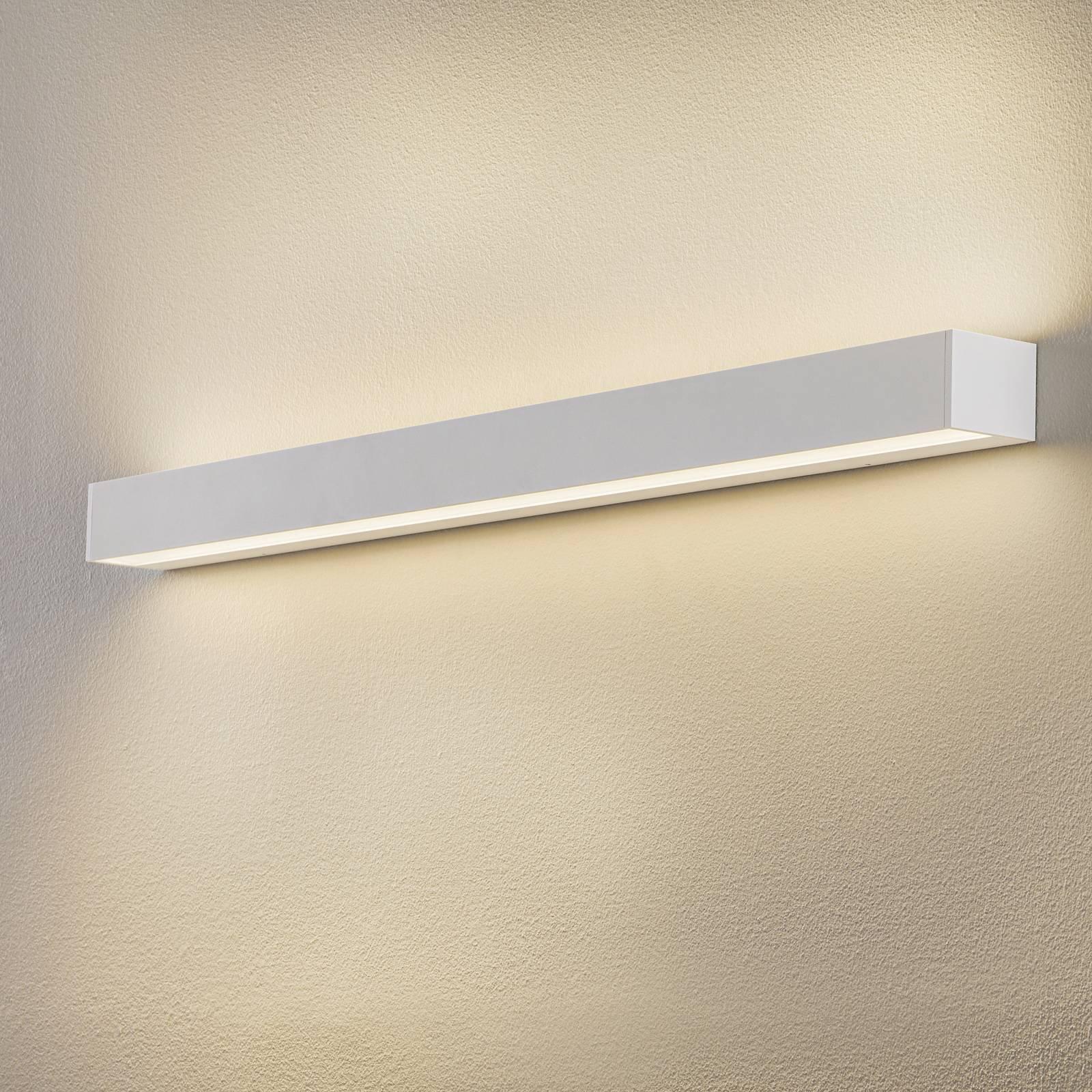 BEGA 50806 LED-vegglampe 930 hvit 122 cm 12 360 lm