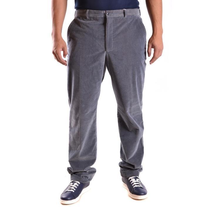 Armani Collezioni Men's Trouser Grey 163053 - grey 54