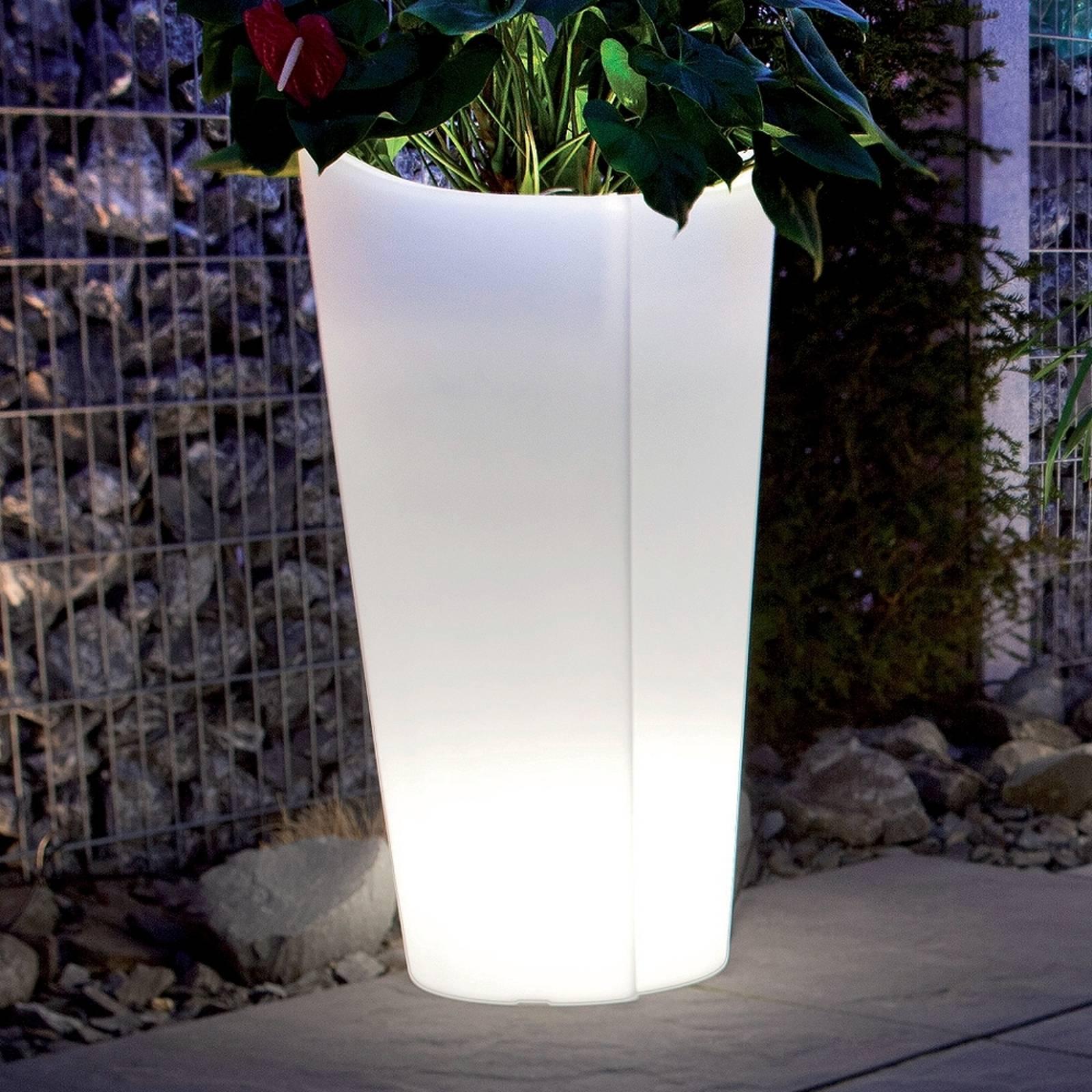 Laadukas ruukku Tulpe, korkeus 60 cm