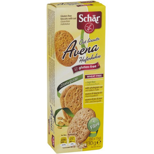 Havrekex Glutenfria 130g - 50% rabatt