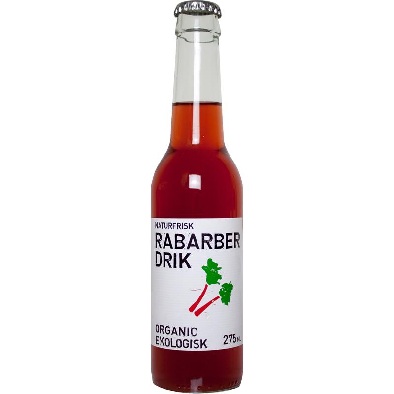 Eko Rabarberdryck - 40% rabatt