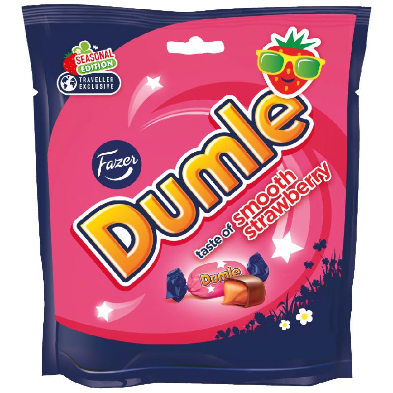 Makeispussi Dumle Strawberry - 20% alennus