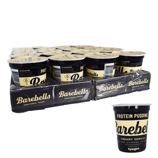 "Hel Platta Proteinpudding ""Creamy Vanilla"" 20 x 200 g - 54% rabatt"