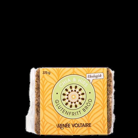 Glutenfritt Bröd EKO, 375 g