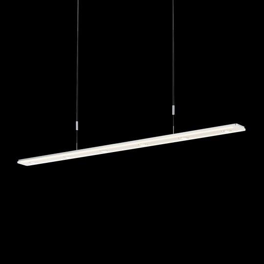 BANKAMP Caro -LED-riippuvalo, alumiini