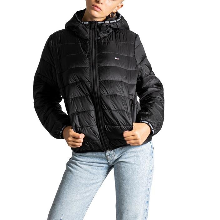 Tommy Hilfiger Jeans Women's Jacket Black 319736 - black S