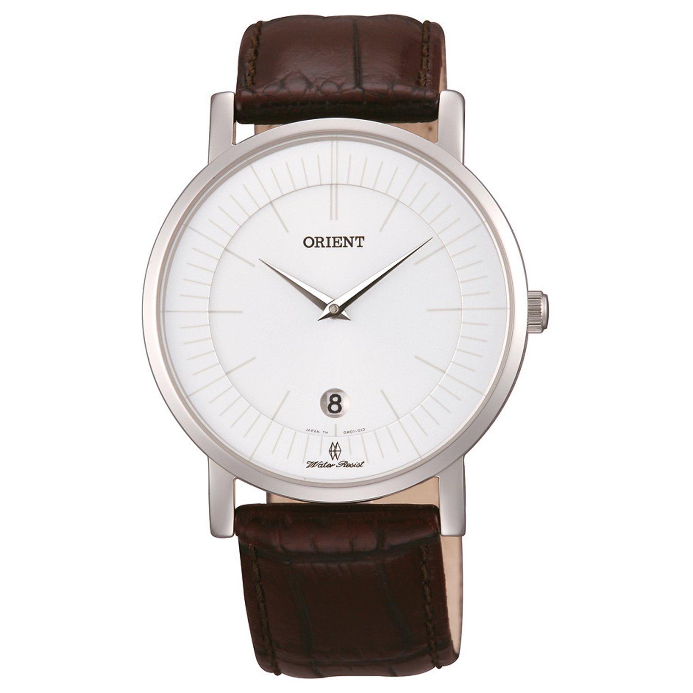 Orient Men's Watch Silver FGW0100AW0